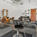 Petaluma Hair Company salon remodel
